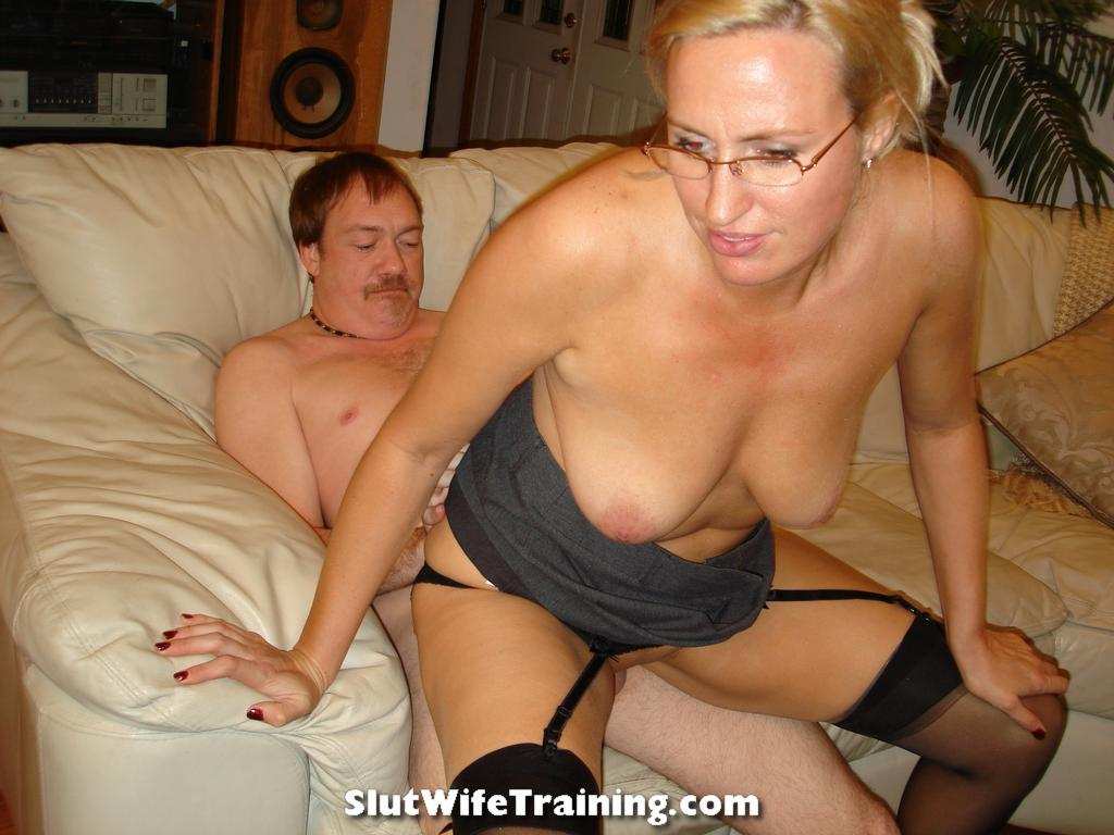 slut wife training teacher fuck
