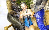 Slime Wave Stacy Silver Hot Crazy Lesbian Chicks Jizzing With Large Fake Dildos