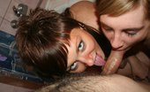Student Sex Parties Licentious Student Chicks Are Zealously Licking Bone Hard Stick In Dirty Images