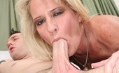 Bang My Step Mom Bridgett Lee & Mark Big Titted Blonde Nymph Riding Her Stepsons Hot Pole