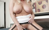 Bang My Step Mom Rachel Love & Chris Strokes & Dan Deal Sexy Stepmom Exposing Her Big Tits And Pink Pussy