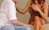 Bang My Step Mom Tara Holiday & Tony Rubino Tara Holiday Loves To Ride Premium Meat