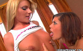 Lesbian Training Marlena & Samantha Ryan Marlena & Samantha Fuck To Show The Viewers How To Please Girls