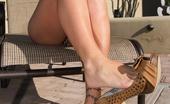 Melissa XOXO Sexy Feet Gallery.