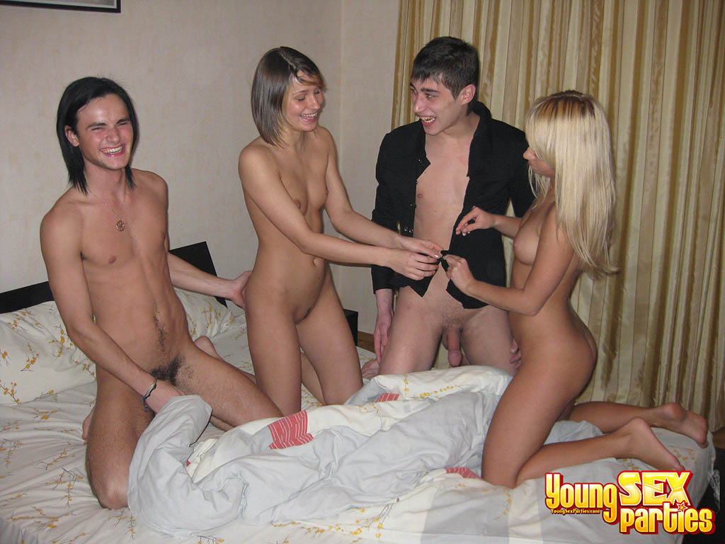 Teensex Party
