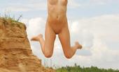 Just Nude Lidia Russia Sand
