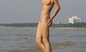 Just Nude Belka Russia Finnish Gulf