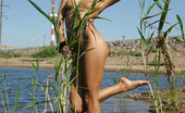 Just Nude Elena Russia Lake