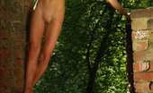 Just Nude Valeria Russia Old Bldng