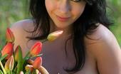 Just Nude Dasha In Ukraine Tulips