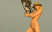 Just Nude Ira Ukraine Gun