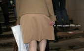 Upskirt Times This Pretty Chick Doesn'T Know We Are Making Upskirt Pics Of Her Now