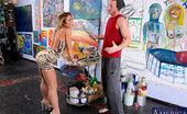 My Dad's Hot Girlfriend Sheena Shaw 202879 Sheena Shaw Visit'S Her Boyfriend'S Son'S,Ryan'S, Art Studio To See Where All Her Boyfriend'S Money Is Going To. She Confronts Ryan About All His Dad'S Money He'S Blowing On His &Quot;Art&Quot;. Ryan Fires Back Calling H