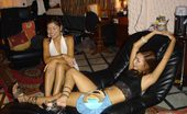 Thai Girls Wild Noon Thai Cutie Caught In Various Upskirt Poses