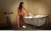 The Life Erotic Nadia Old Bathtub By Oliver Nation Slender, Athletic Physique With Tight, Perky Assets.
