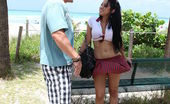 School Girl Internal Abella Anderson & Emerge Victorious Abella Anderson Takes Him Home To Fuck