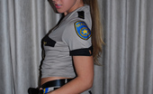 Rachel Sexton The Naughty Cop Does A Stripsearch