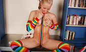 Rachel Sexton Is Rainbow Brite