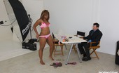 Rap Video Auditions Lailonni Ballixxx & John Strong Desperate Black Chick Fucking A Director To Get Into A Video
