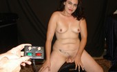 Real Orgasm Videos Redheaded Slut Anabelle Cums Riding The Sybian