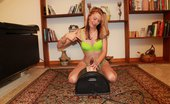 Real Orgasm Videos 206489 Chloe Is A Blonde MILF Riding The Sybian!