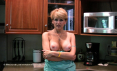 Raquel Devonshire Racquel Devonshire Racquel Devonshire Gives The New Lawn Boy A Special Tip...A Hot, Wet Blowjob!