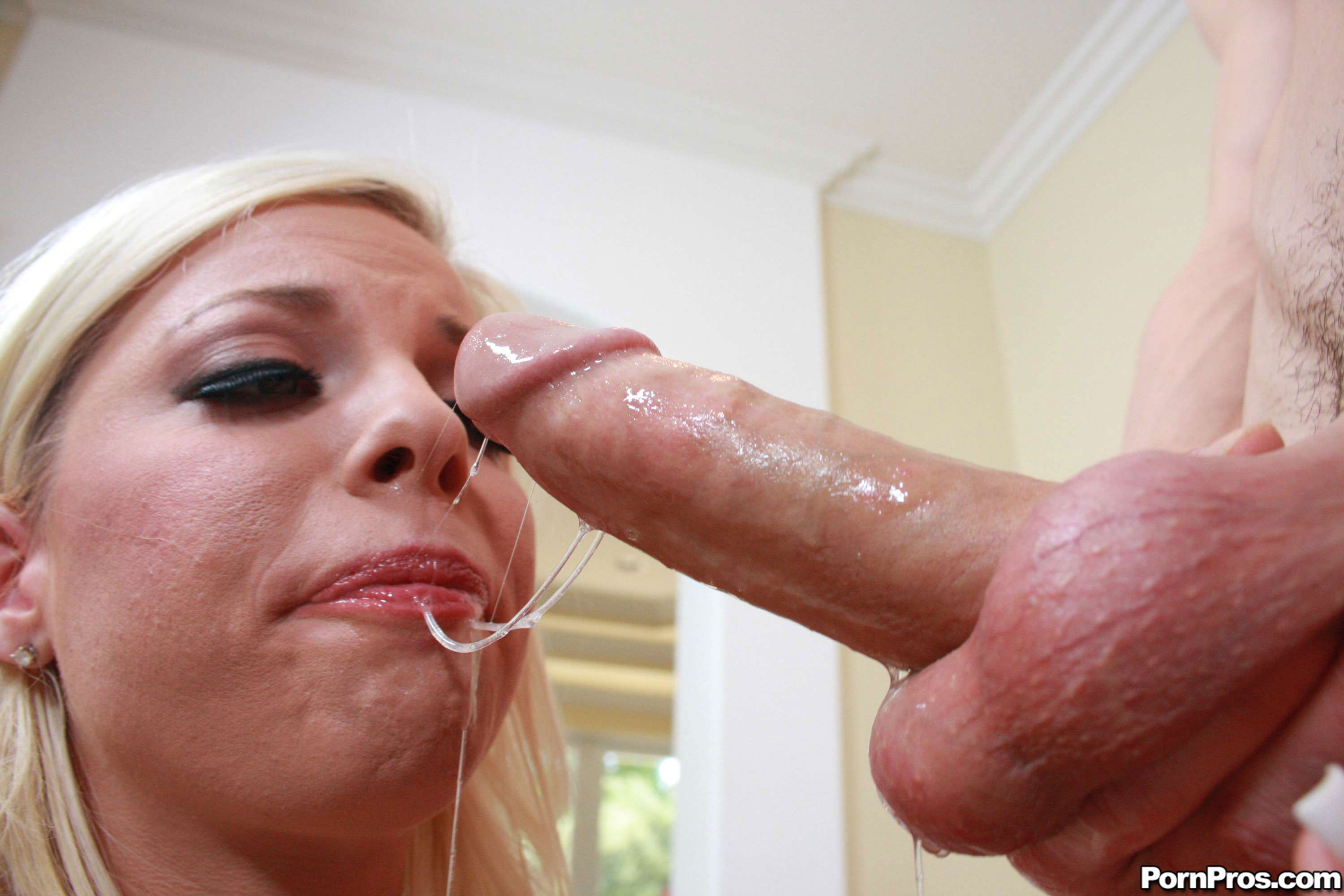 Something is. cock down blonde babes throat