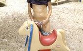 Jenny Heart Playground Poon