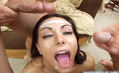 Cover My Face Lela Star Filthy Blowjob Orgy With Lela Star And Nasty Perverts