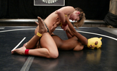Ultimate Surrender Janay Aka Ice Takes On Yellow Kitty