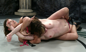 Ultimate Surrender Bobbi Starr Takes On Dana DeArmond. See Who Gets Fucked!