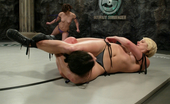 Ultimate Surrender F/F Naked Tag Team Wrestling, Sexual Wrestling At Its Best