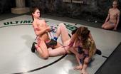 Ultimate Surrender Brutal Tag Team Nude Wreslting, Non Scritped REAL!