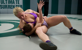 Ultimate Surrender Non-Scripted Real Catfight To See Who Get To Fuck The Loser!