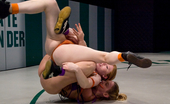 Ultimate Surrender Madison Young Eliminated From Wrestling Tournament.