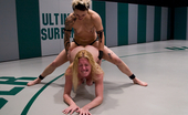 Ultimate Surrender Semi-Final Of Ultimate Surrender'S Live Wrestling G/G Tournament!