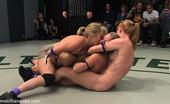 Ultimate Surrender 2 On 1 Tag Team Super Match Up. Handicap Match! Non-Scripted! Real Wrestling!