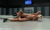 Ultimate Surrender Two Sexy Rookies Battle It Out To See Who Fuck Who. Non-Scripted Submission, Sex Wrestling At Its Best. Blonde Gets Her Ass Kicked, She Is Not Happy!