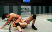Ultimate Surrender Ranked 1 Vs Ranked 3: An Elite Match Up To Start Off The New Year! Brutal Back And Forth Non-Scripted Action. The Only Sex Wrestling In The World!