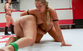 Ultimate Surrender 214005 He Winner Tortures The Loser Big Titties In Every Way. Her Tits Are Stretched And Squeezed In Brutal Fashion.