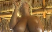 Claudia Marie 0612mextub Enjoys A Cuban Cigar Naked In Mexico
