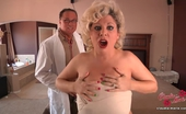 Claudia Marie 0609pics Has Her Giant Implants Cut Out By A Doctor