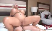 Claudia Marie 0819whoremex Has Her Asshole Mounted On A Hard Cock While Her Big Fake Tits Bounce