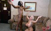 Claudia Marie 0605bigblackvoodoo A Black Voodoo King Penetrates 'S Fat Ass With A 13 Inch Cock