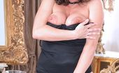 Wicked.com Devinn Lane Busty Milf In Corset, Stockings And Garter-Belt Devinn Lane Playing With Hot Body
