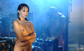 Wicked.com Katsuni 215892 Gorgeous Asian Katsumi Is Stretching Pussy And Anal Holes With Both Hands