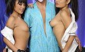 Wicked.com Annie Cruz 216140 Dirty Interracial Threesome With Kinky Annie Cruz And Kaylani Lei Fucking One Dude