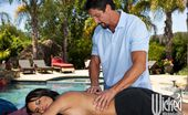 Wicked.com Alektra Blue Lusty Doll Alektra Blue Gets Drilled By The Masseur Near The Swimming Pool