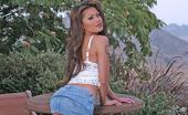 Wicked.com Charmane Star Cute Asian Charmane Star Has Found A Quiet Place To Expose Nude Tits And Pussy