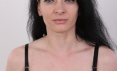 Czech Casting Jana (4308) 217421 Wild Dark Hair, Hypnotizing Eyes, Look That Makes You Shiver And Pale White Skin... Sounds Like A Beginning Of A Horror Story, But This Story Will Be Much Sweeter. Jana May Look Like A Witch, But She'S Just An Unsatisfied Woman, Craving For An Orgasm. Ple